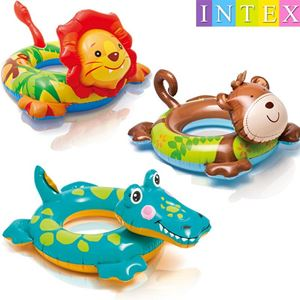 Picture of Inflatable Animal Safety Swim Ring for Swim Trainer