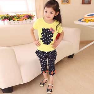 Picture of Hello Kitty with Polka Dots Girl Set