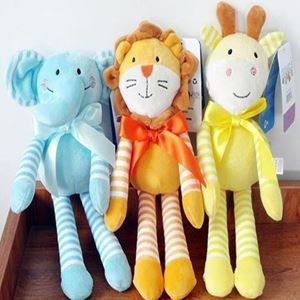 Picture of Long-legged Adorable Assorted Animal Plush Toys