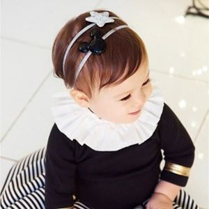 Picture of Mickey and Star Korea Headband for Baby Girls
