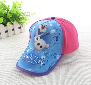 Picture of Frozen Olaf Baseball Adjustable Hat for Kids