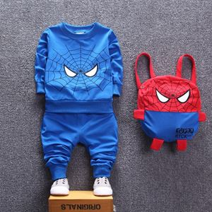Picture of Spiderman Set with Backpack