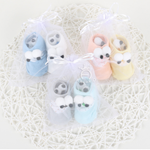 Picture of 2-Pair Comfy Baby Sock for Baby Infant (Size:M)