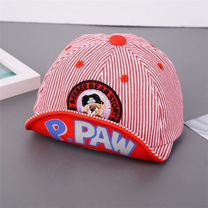 Picture of Adorable Bear Design with Stripes Hat for Baby Toddler Kids