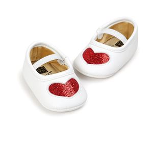 Picture of Baby Girl Soft Sole Love Heart Anti-slip Sneaker Prewalker