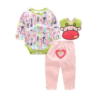 Picture of Adorable Little Cow Unisex Baby Romper 3IN1