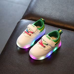 Picture of Fashion Kids Unisex Luminous Shoes with Light