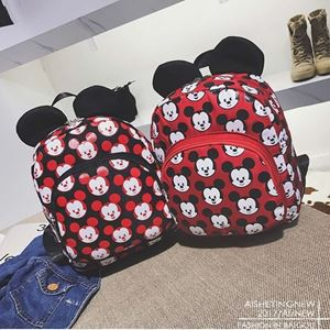 Picture of Adorable Mickey Backpack for Baby Girls and Boys