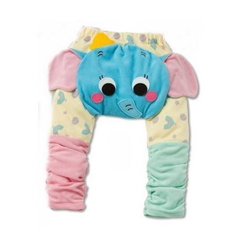 Picture of Adorable Elephant Cartoon Baby Infant PP Pants
