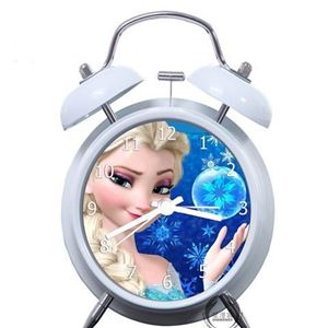 Picture of Adorable Frozen Princess Elsa Design Alarm Clock
