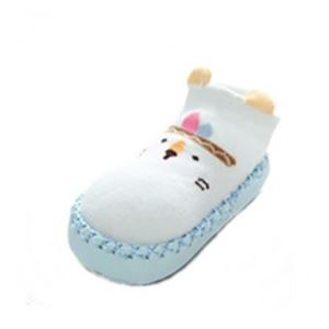 Picture of Cute Cartoon Design Anti-skid Boy Baby Socks