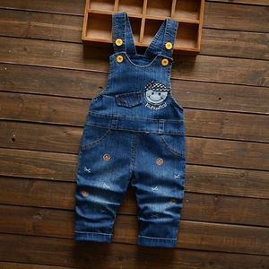 Picture of Embroidered Plaid Hat Overall For Kids Unisex