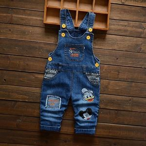 Picture of Fashion Cartoon Mickey Overall For Kids Unisex