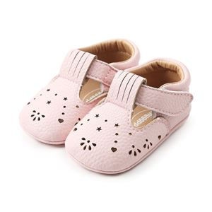 Picture of Baby Infant Soft Sole Anti-slip Prewalker Shoes