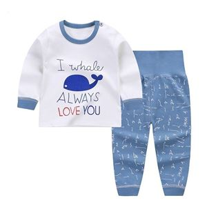 Picture of Whale Pyjamas Sleepwear High Waist Bellyband Pants
