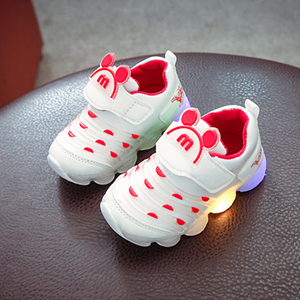 Picture of Mickey&Paw Patrol LED Light Sports Shoes
