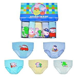 Picture of Korean Children Design Bapa Big Cotton Panties Gift Box Set