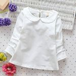 Picture of Girl Long Sleeve Tee and Flora Blue Dress Set