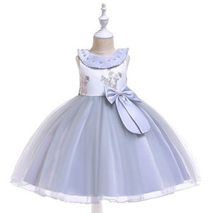 Picture of Graceful Bowknot Sleeveless Zipper Back Princess Dress
