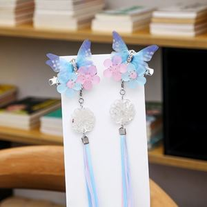 Picture of Korean Version Butterfly Girl Super Fairy Hair Clip