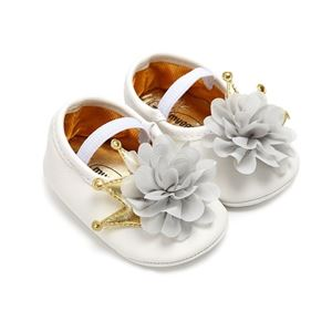 Picture of Flower Baby Infant Soft Sole Prewalker Shoes